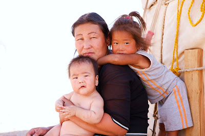 Sherry Ott - Mongolia