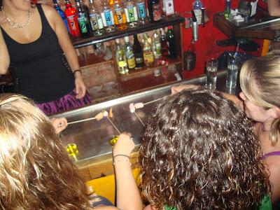 Chupito's Bar, Barcelona, Spain