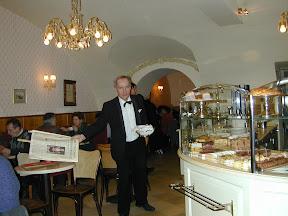 Vienna, Cafe Diglas