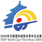 Logo: ISSF World Cup Final Rifle/Pistol 2009 in Wuxi, China