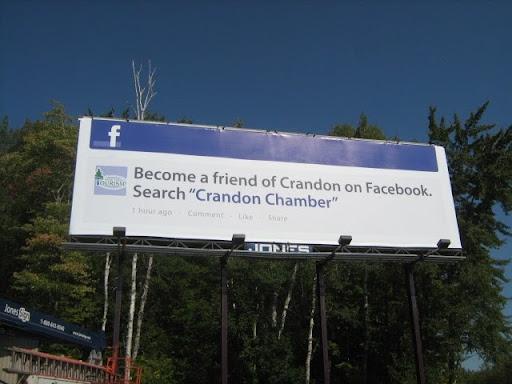 facebook outdoor