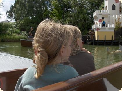 På pirattogt