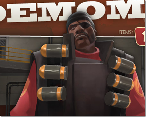 Tavish Degroot Demoman Update