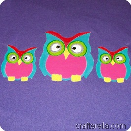 Painted owlies tute 2