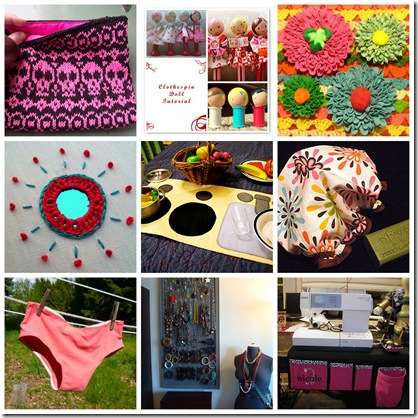 project wists collage