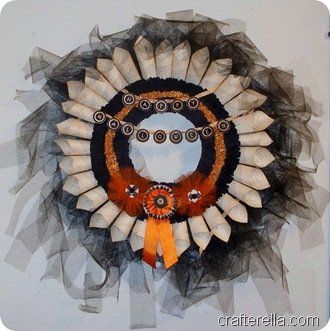 halloween wreath 5