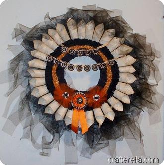 halloween wreath 5