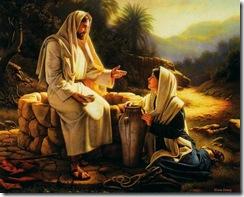 Christ-SamaritanWomanatWell2-Living