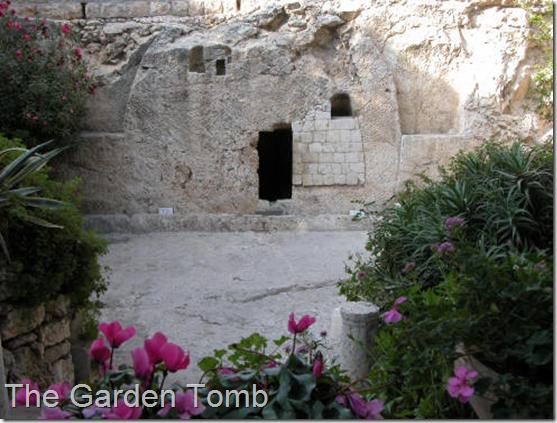 Garden Tomb of Christ