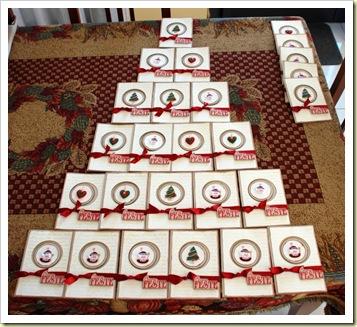 albero di cards