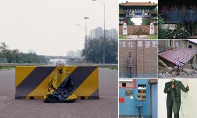View Liu Bolin - The invisible man