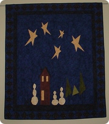 Quilt Challenge 2006-Christmas 2006-quilt submissions 025