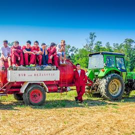DVD Dežanovac by Štefan Brajković - News & Events Entertainment ( dežanovc, traktori, croatia, bjelovar-bilogora county, traktor, traktori u polju )