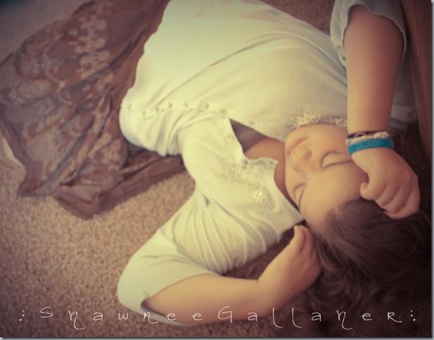 Gracie's Nap