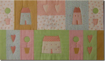 sewing machine cover front