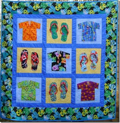 simon's quilt