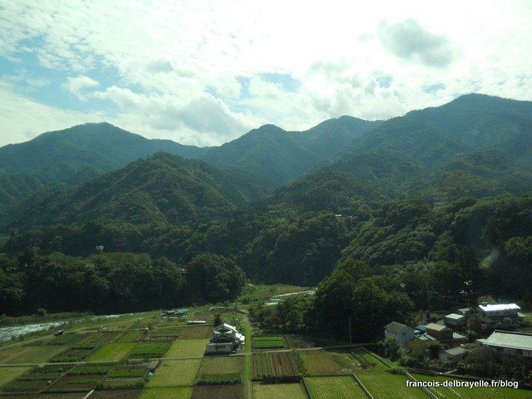 Montagnes de la préfecture de Yamanashi