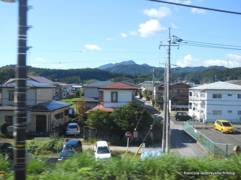 Préfecture de Tochigi - Train local vers Nikko