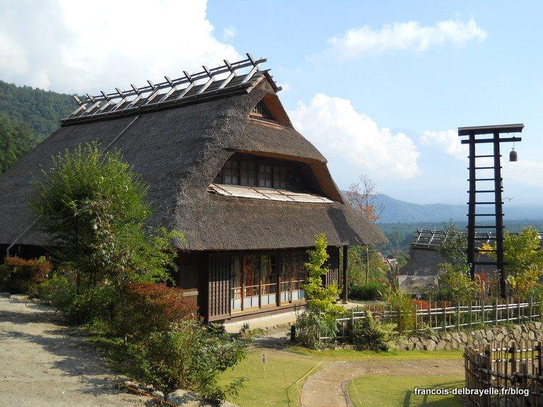 Maison traditionnelle de l'ancien village