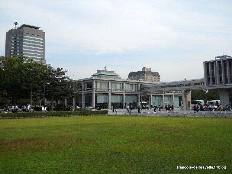 Musée du mémorial pour la paix