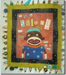 cloth paper scissors artist Susan M. Hinckley