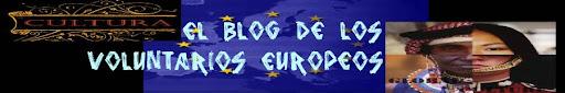 <center>El Blog de los Voluntarios Europeos</center>
