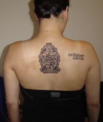 blog de famosos: Tatuajes inspirados en Twilight