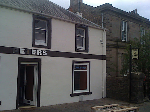 Peters Fish and Chips, Biggar