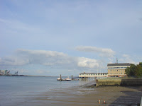 Pier, Gravesend