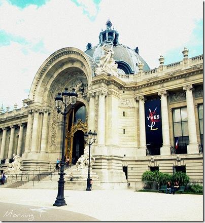 Grand Palais side