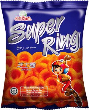Super Ring Snack
