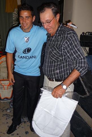 Alfredo Paulo y Alexis Ferrero
