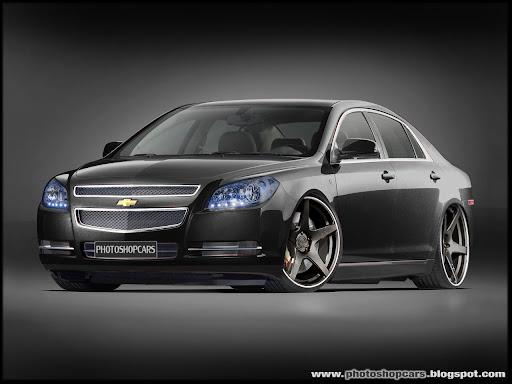 Chevrolet Malibu dub rebaixado