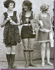 old bathing costumes