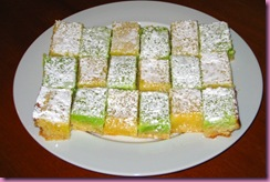 lemon n lime squares