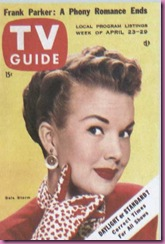 tv guide april 1955