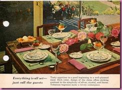 table setting1