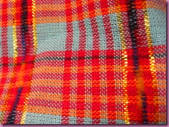 plaid dress fabric
