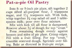 patapie recipe