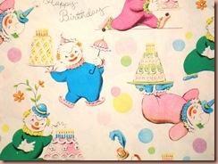 clownwrappingpaper