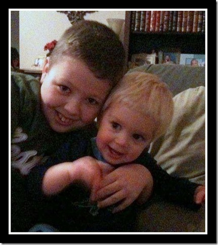 Austin and Grayson