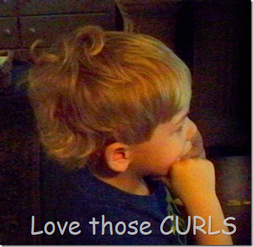 Love those curls