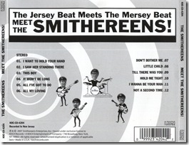 Smithereens - Meet The Smithereens - (Back)