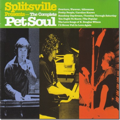 Splitsville - Presents...The Complete Pet Soul F