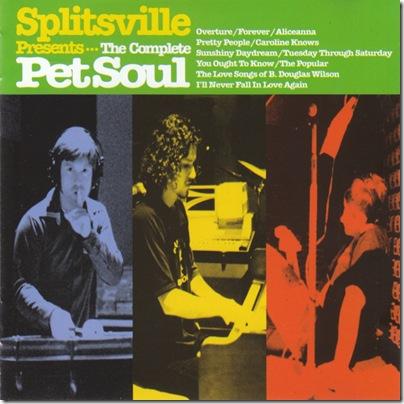 Splitsville - Presents...The Complete Pet Soul F