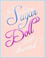 SugarDollBlogAward