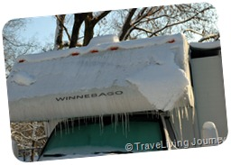 Winter RV