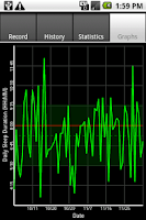 Screenshot of Sleepmeter