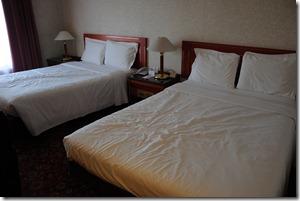 Hotel em Veneza que ficamos a noite