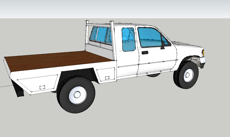 Wanted T100 Flatbed Images Expedition Portal